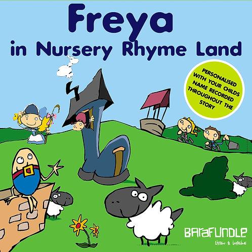 Freya In Nursery Rhyme Land - Download