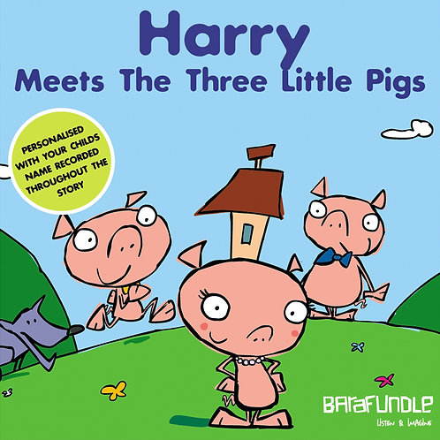 Harry Meets The Three Little Pigs - Download