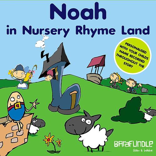 Noah In Nursery Rhyme Land - Download