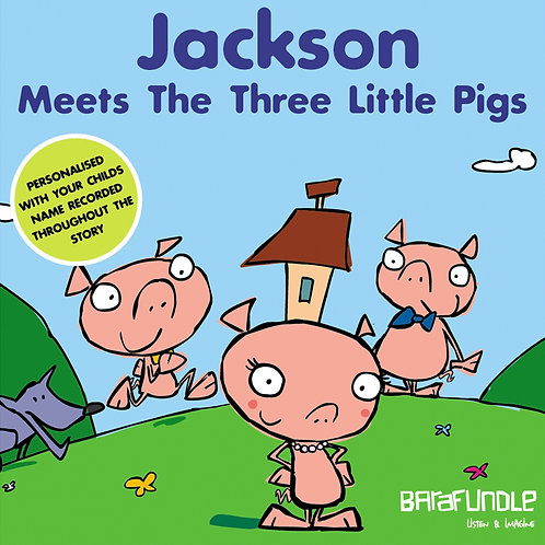 Jackson Meets The Three Little Pigs - Download