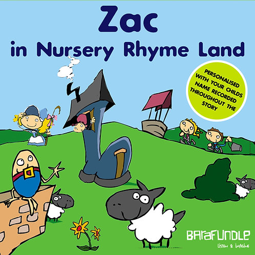 Zac In Nursery Rhyme Land - Download