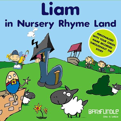 Liam in Nursery Rhyme Land - Download