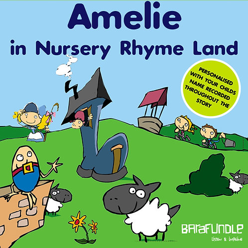 Amelie In Nursery Rhyme Land - Download