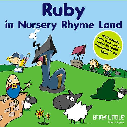 Ruby In Nursery Rhyme Land - Download