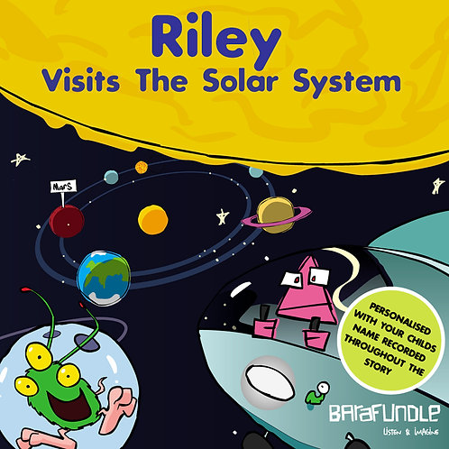 Riley Visits The Solar System - Download