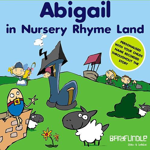 Abigail In Nursery Rhyme Land - Download