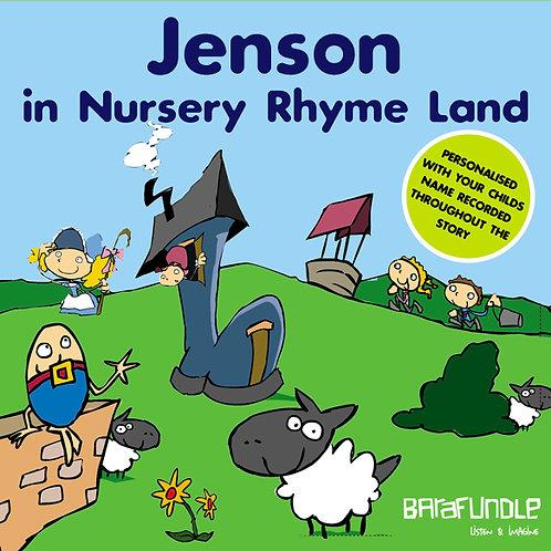 Jenson in Nursery Rhyme Land - Download
