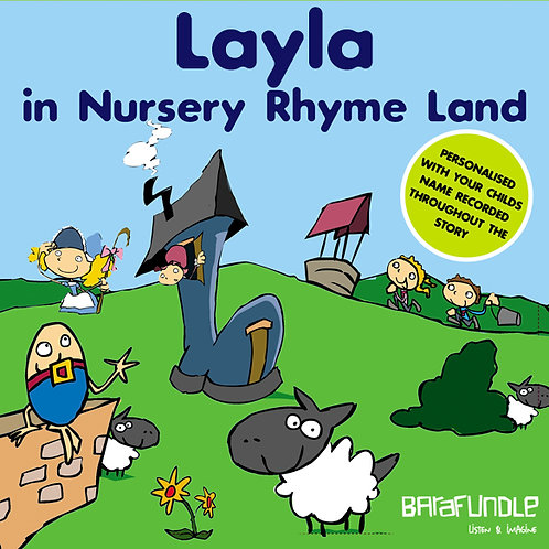 Layla in Nursery Rhyme Land - Download
