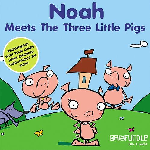 Noah Meets The Three Littls Pigs - Download
