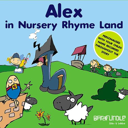 Alex In Nursery Rhyme Land - Download