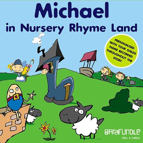 Michael In Nursery Rhyme Land - Download