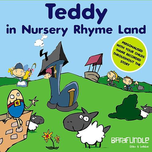 Teddy In Nursery Rhyme Land - Download