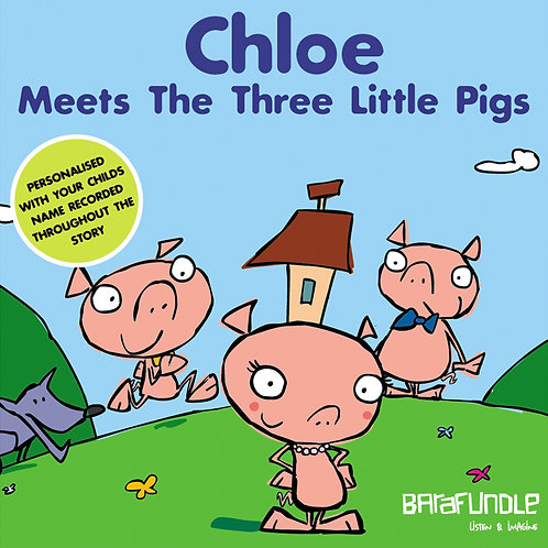 Chloe Meets The Three Little Pigs - Download