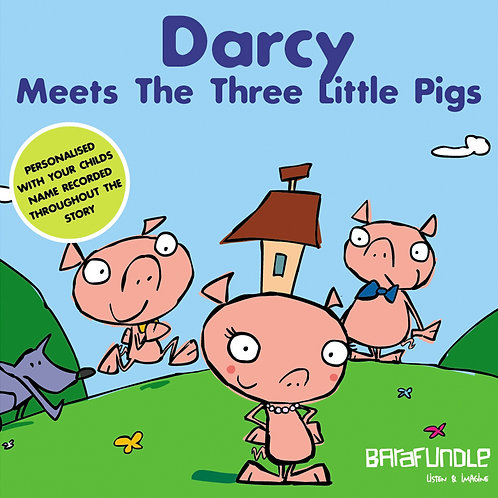 Darcy Meets The Three Little Pigs - Download
