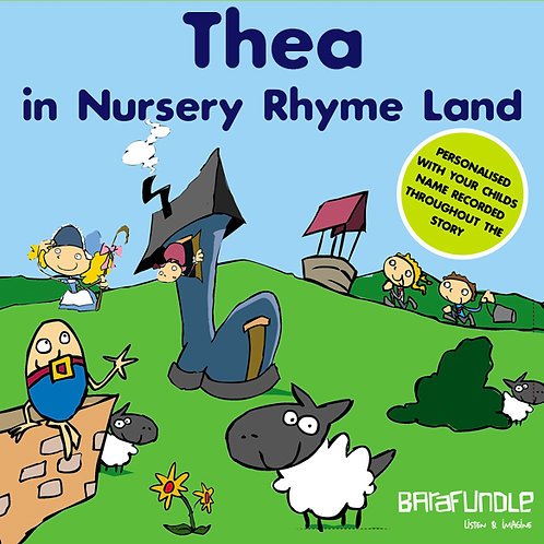 Thea In Nursery Rhyme Land - Download