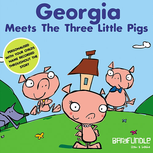 Georgia Meets The Three Little Pigs - Download