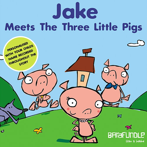Jake Meets The Three Little Pigs - Download