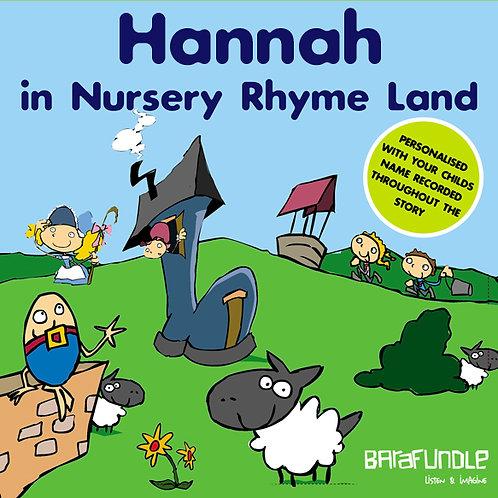 Hannah In Nursery Rhyme Land - Download