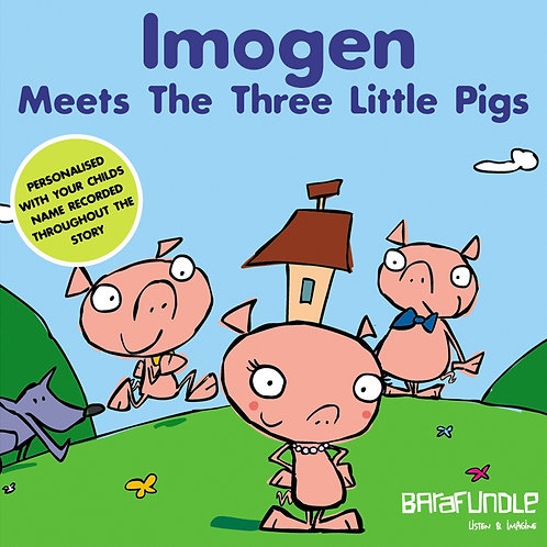 Imogen Meets The Three Little Pigs - Download