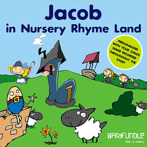 Jacob in Nursery Rhyme Land - Download