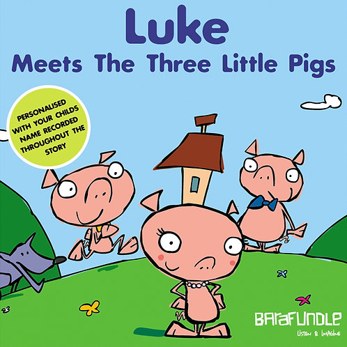 Luke Meets The Three Little Pigs - Download