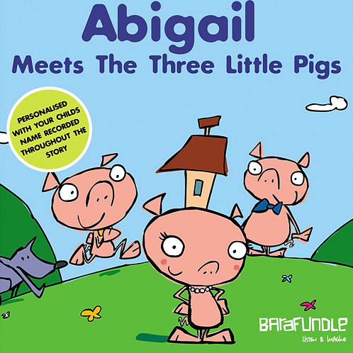 Abigail Meets the 3 Little Pigs - Download