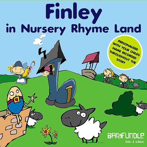 Finley In Nursery Rhyme Land - Download