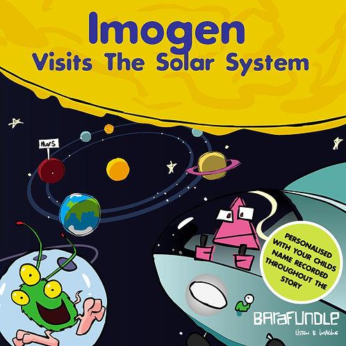 Imogen Visits The Solar System