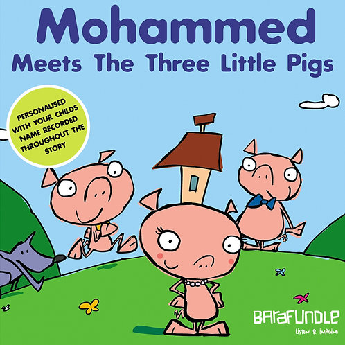 Mohammed Meets The Three Littls Pigs - Download
