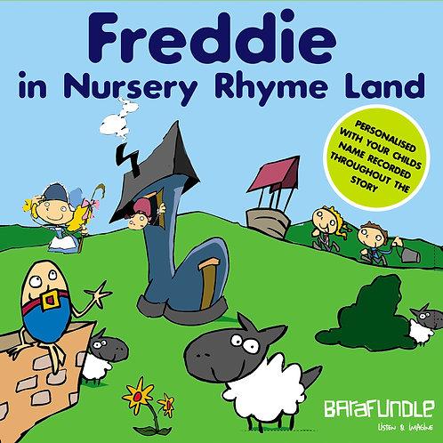 Freddie in Nursery Rhyme Land