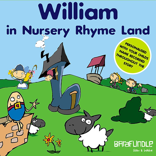 William In Nursery Rhyme Land - Download