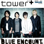 BLUE ENCOUNT tower+