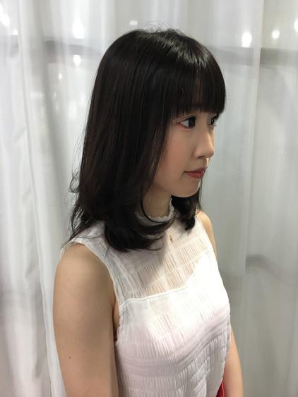 女優・声優で活躍中の谷茜子さんご来店