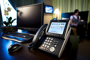 business telephone system service and repair