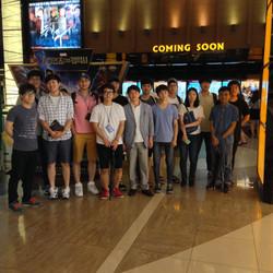 IPSL 단체 영화 관람