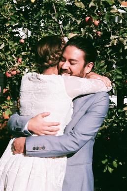 Matthew & Carla: Tied the knot