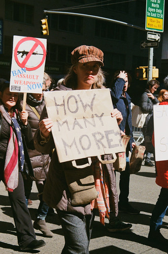 March for Life: How many more?