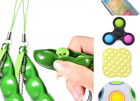 Sensory fidget pack