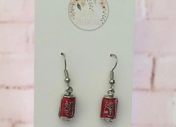 Come can earrings