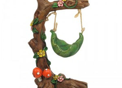 Fairy Garden Tree with Swing
