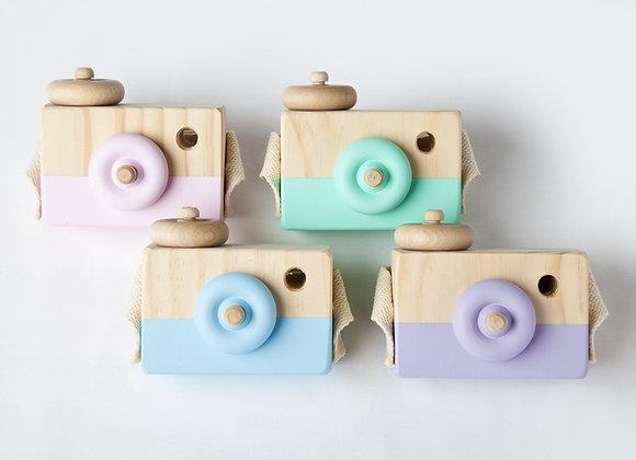 Mini Wooden Camera