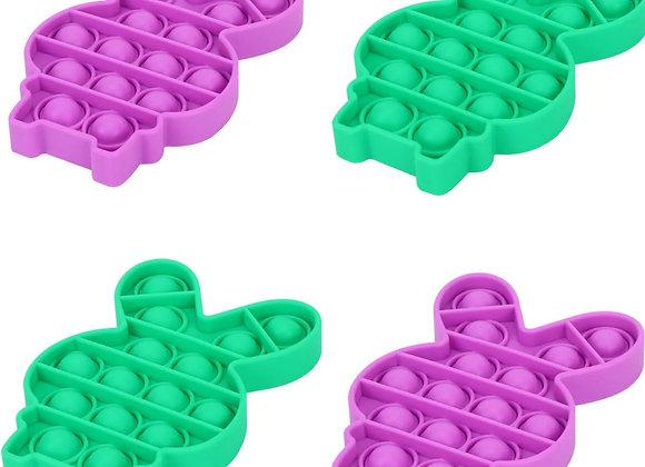 Rabbit pop it's fidget sensory toy