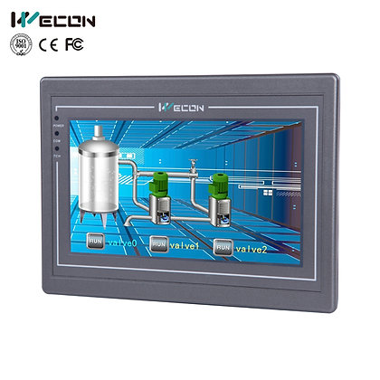 Wecon PI 10.2 pulgadas HMI  PI3102H