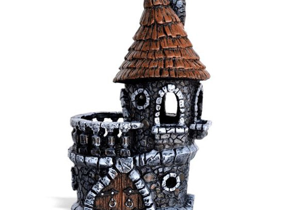 Fiddlehead Fairy Castle
