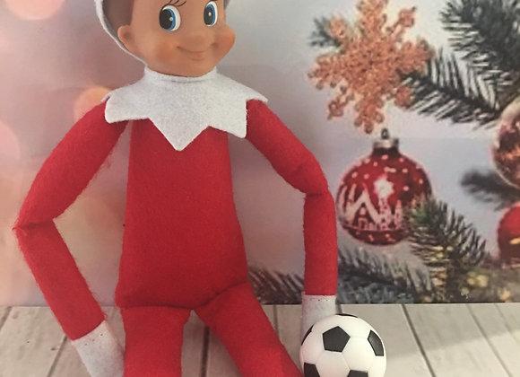 Elf sized soccer ball