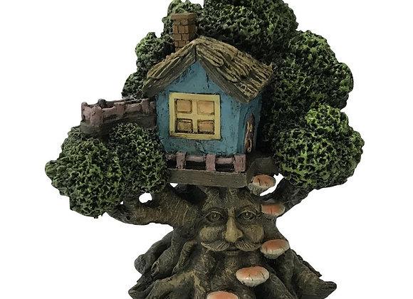 Enchanted Fairy Tree House