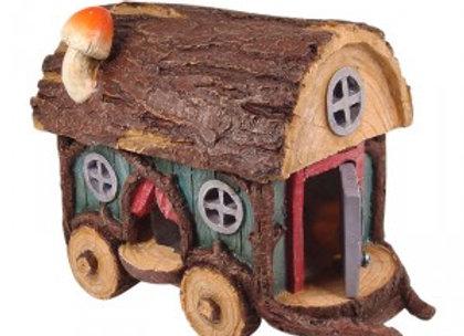 LED Gypsy Caravan with Opening Door