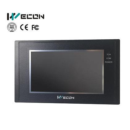 Wecon HMI ultra delgado de 4.3 pulgadas LEVI2043E-N
