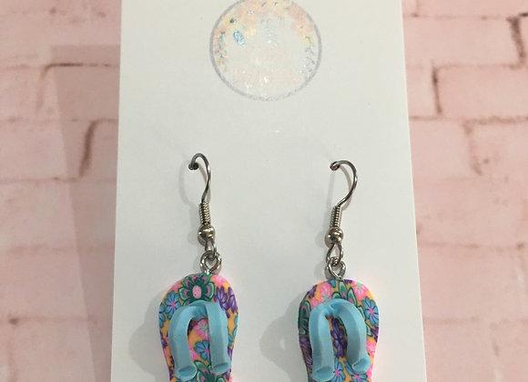Handmade thing earrings