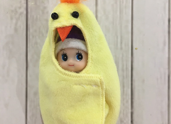 Chicken wrap for baby or toddler elf